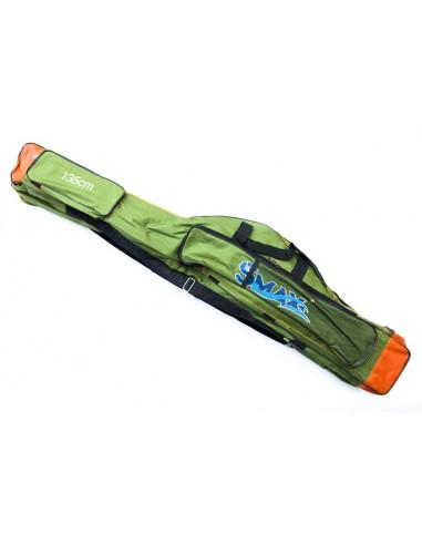 Husa lansete 3 compartimente SMAX 135 cm